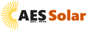 AES Solar Logo Feb 2016 Full Colour PNG
